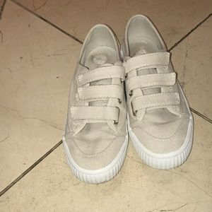 Sperry top sider Velcro sneakers